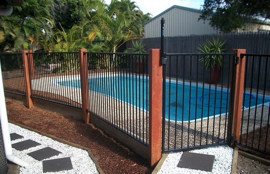 Port city fencing fencing for Swimming pool fence requirements nsw